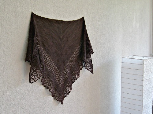 Rock Island Shawl Jared Flood